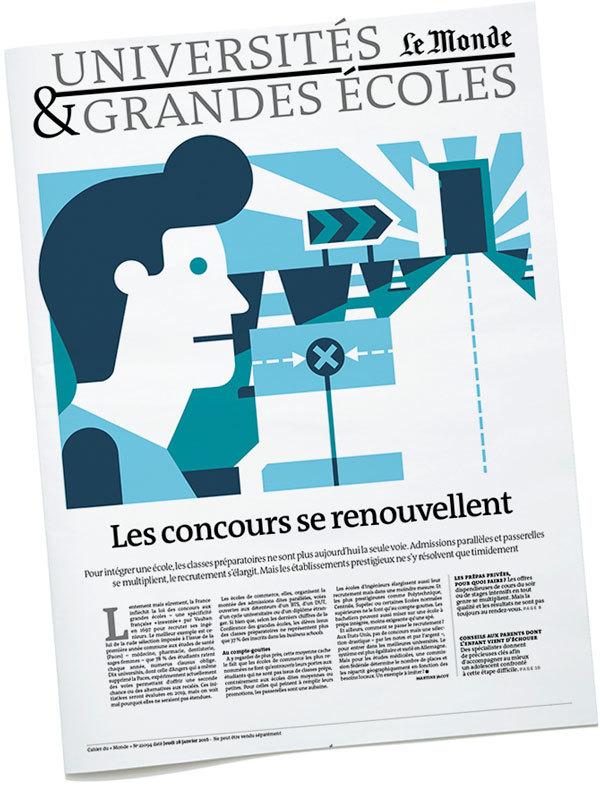 Dans Le Monde...