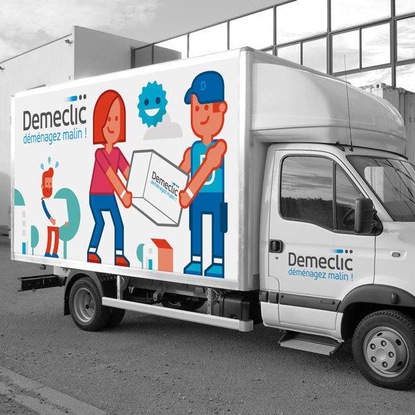 Demeclic, le déménagement participatif