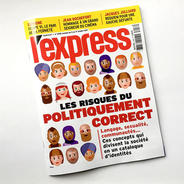 Emojis politiquement corrects