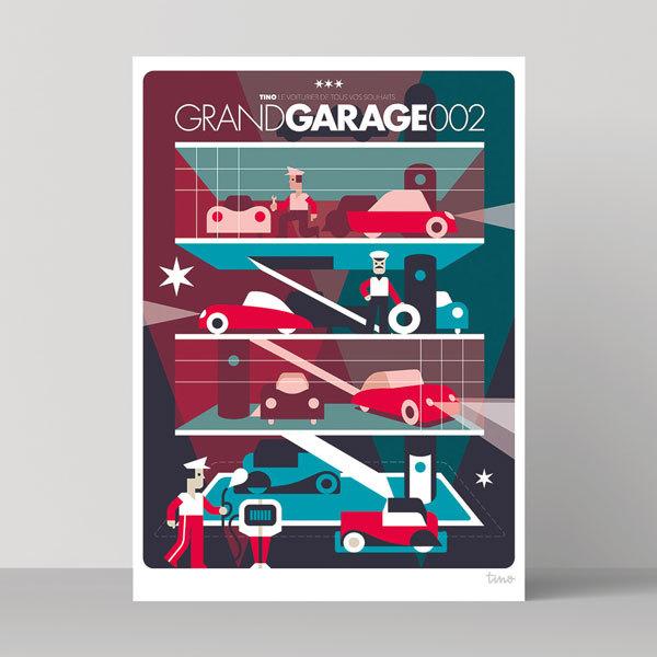 Le Garage en expo