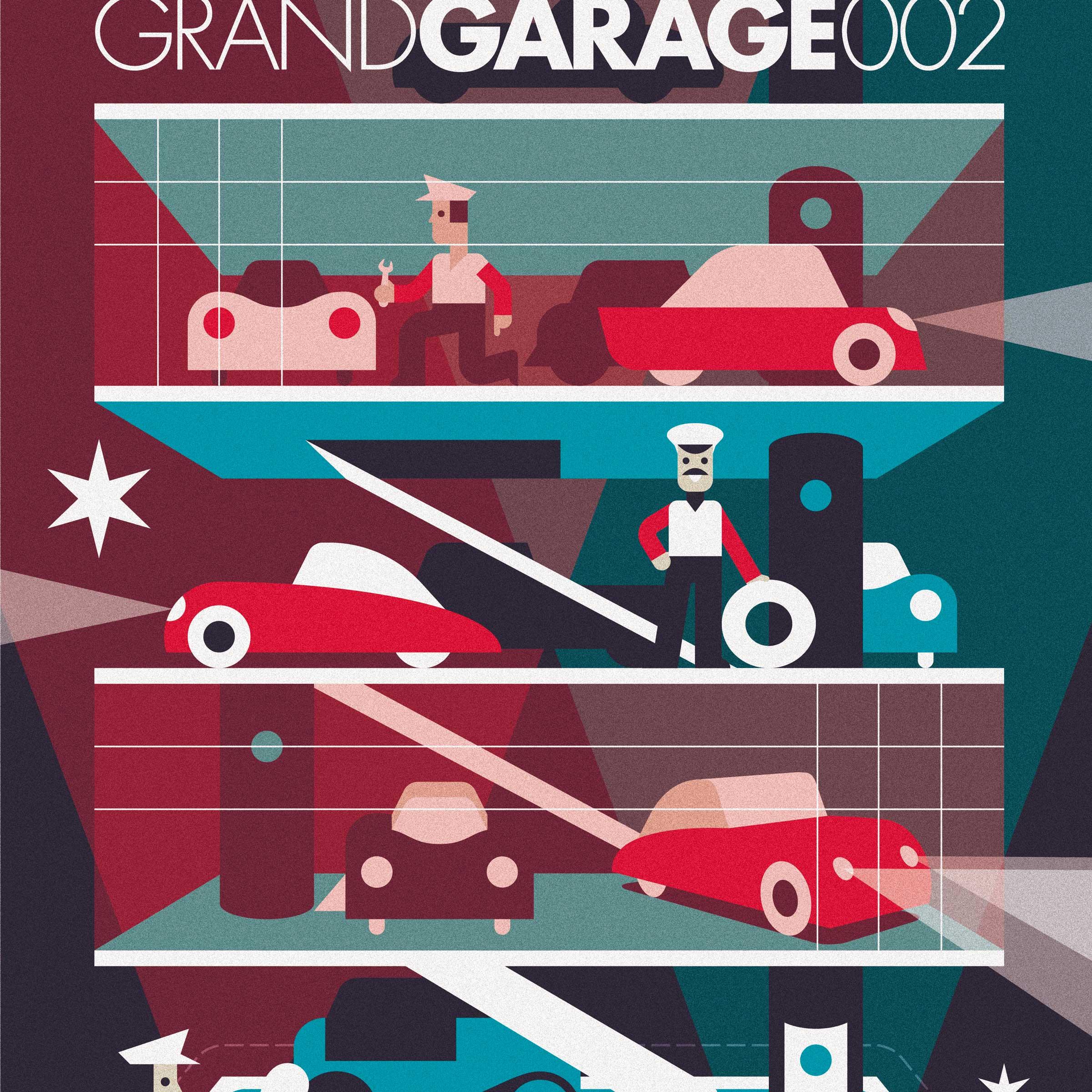 Le Garage de l'Hôtel 002