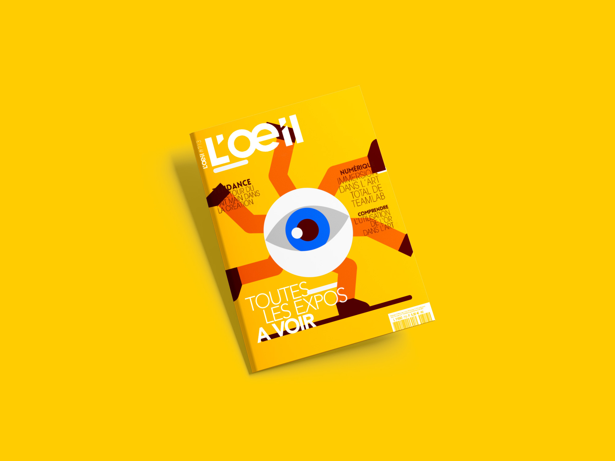 Oeil magazine