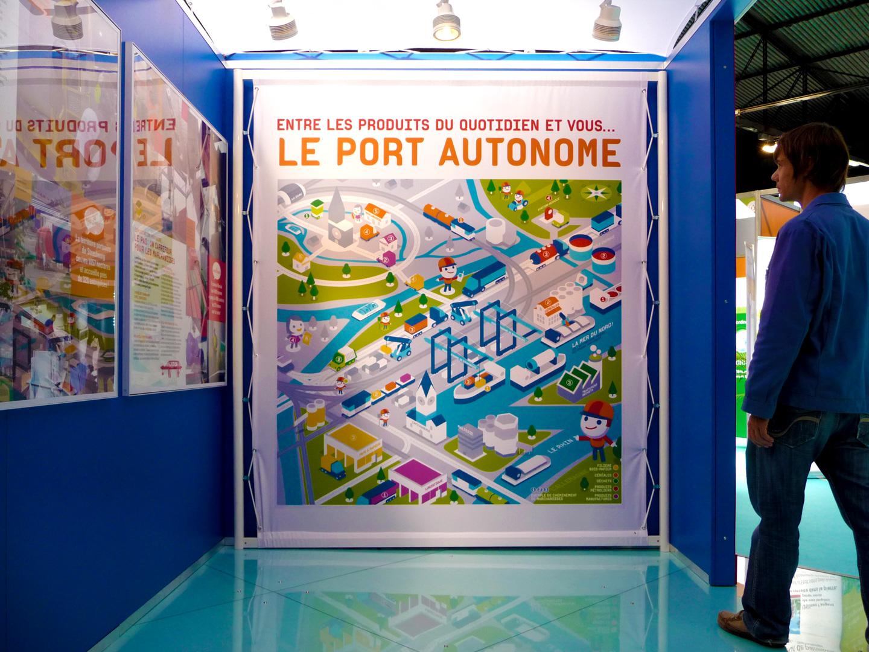 Au Port Autonome