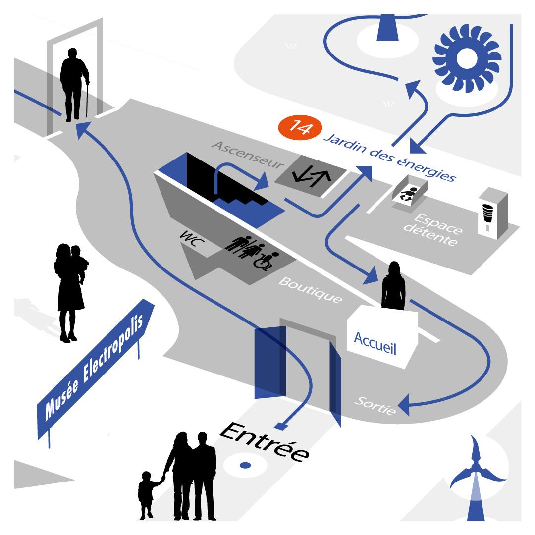 tino-tinoland-electropolis-museum-plan-detail