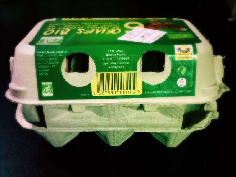 La Boîte à oeufs