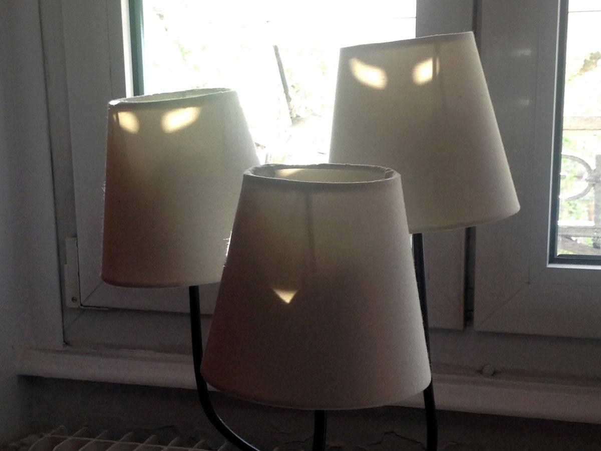Les Chapeaux de lampe