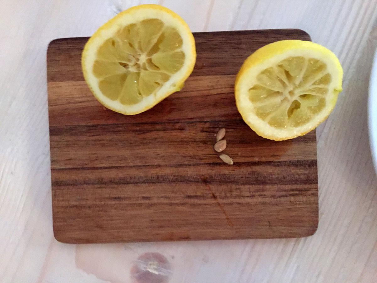 Le Citron et ses pépins