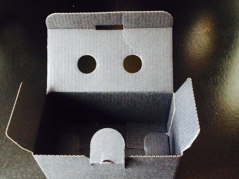 La Boîte de l'appareil photo