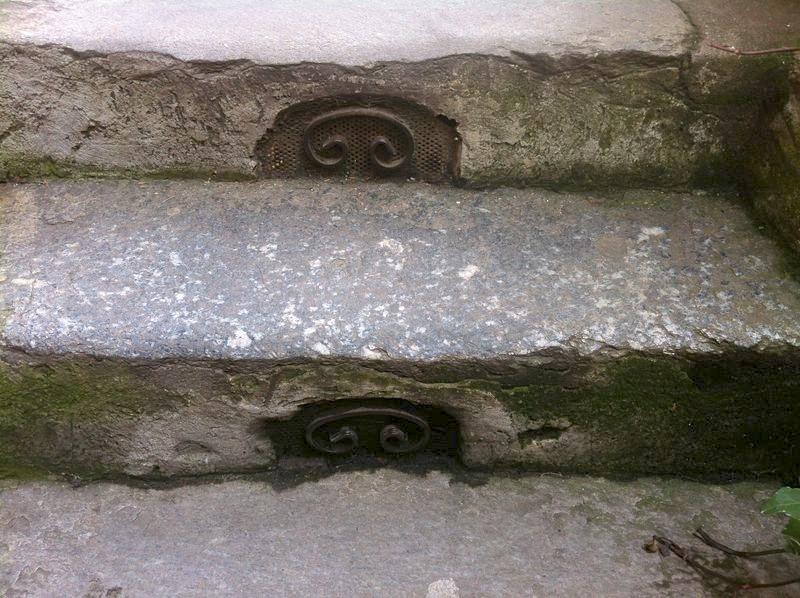 L'Escalier de l'Isola Bella