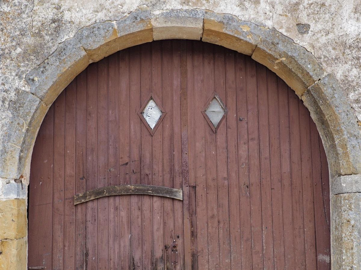 La Porte de la grange