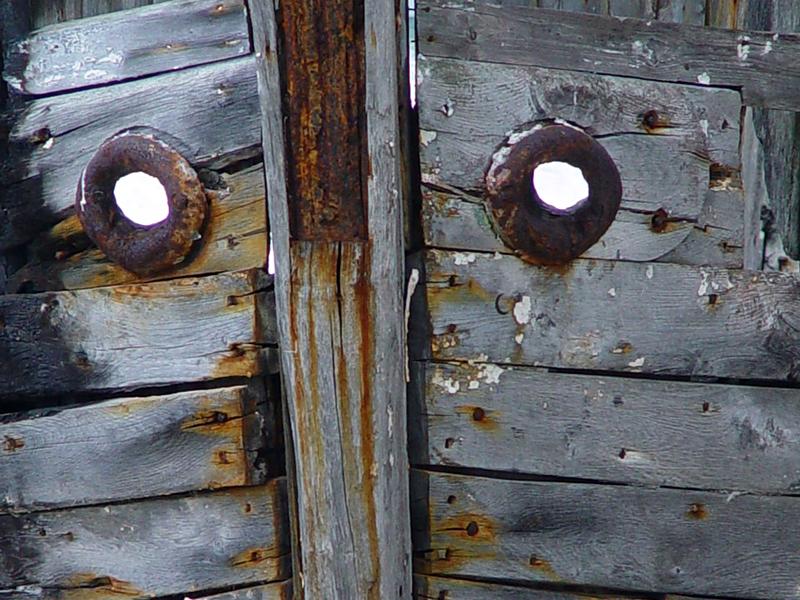 Le vieux Bateau en Bretagne
