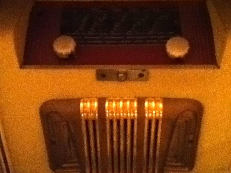 La Radio vintage