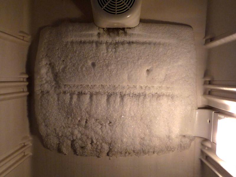 Au fond du frigo...