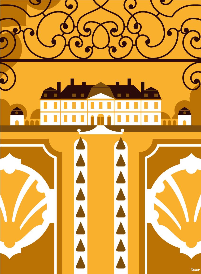 tino-tinoland-aprr-panneau-touristique-chateau-la-motte-till