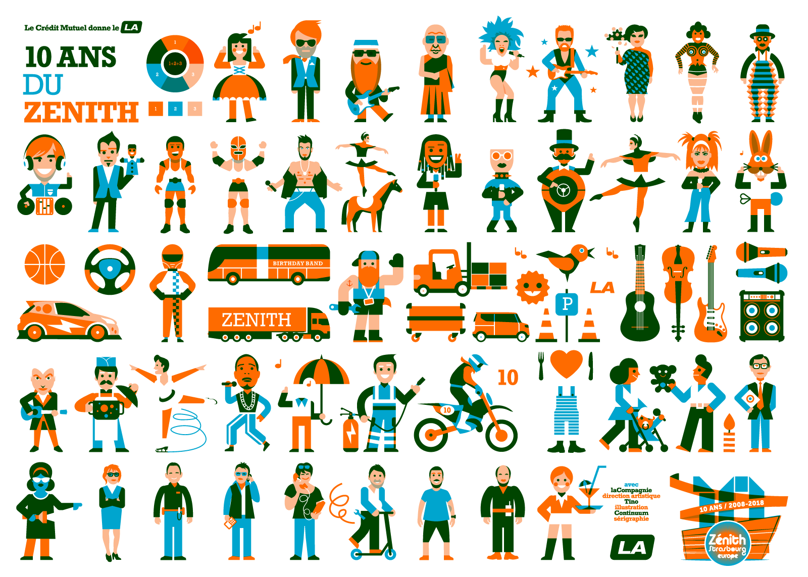 tino-tinoland-zenith-anniversaire-poster-personnages-2
