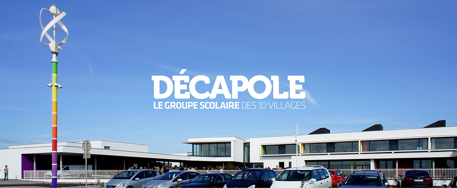 GROUPE SCOLAIRE INTERCOMMUNAL DÉCAPOLE