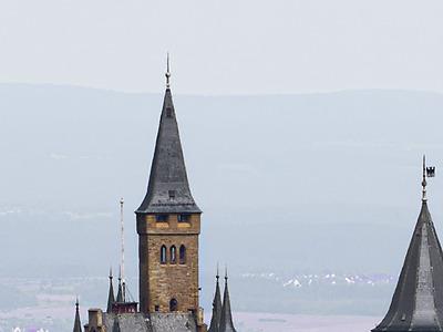 Au Château de Hohenzollern