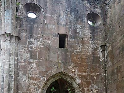l'Abbaye d'Allerheiligen