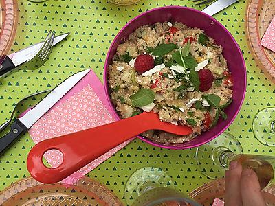 La Salade de boulghour