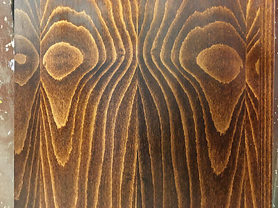 Le Panneau de bois