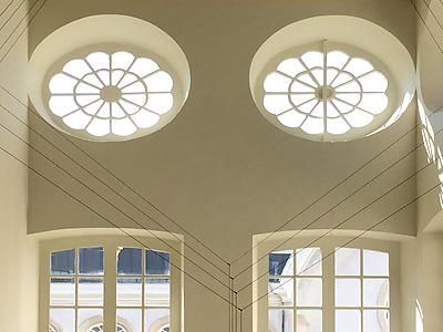 Le Hall du musée du design