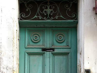 La Porte à Arles