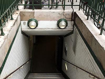 La Bouche du métro Rambuteau