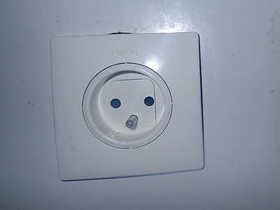 La Prise électrique