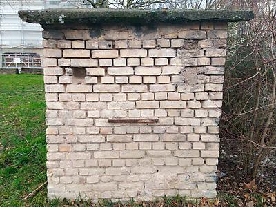 Le Muret borgne