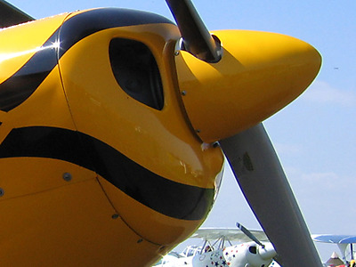 L'Hélice de l'avion