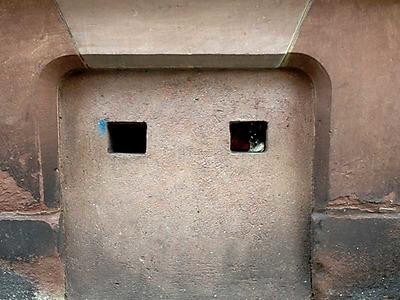 Le Mur de la rue de la Broque