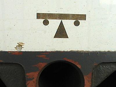 Sur le train