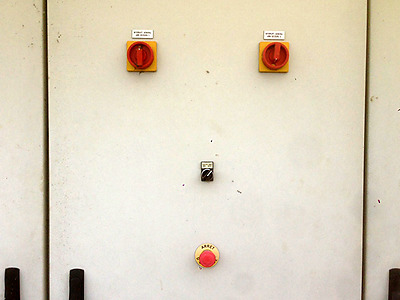 Le Tableau électrique à Soultz