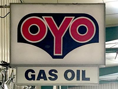 L'enseigne OYO