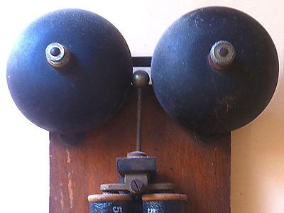 Le vieux Téléphone