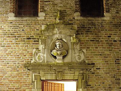 un conservatoire à Bruges